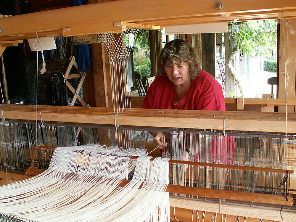 Annamaria Weaving